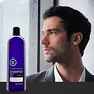 K + S Salon Quality Men's Shampoo