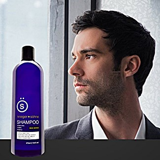 K + S Salon Quality Men's Shampoo