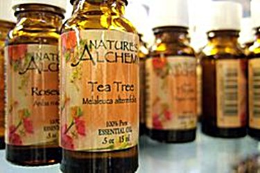 natural tea tree oil