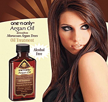 One N Only Argan Oil Hair Color Medium Chocolate Brown