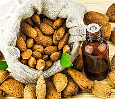 Almond Oil for Dry Scalp
