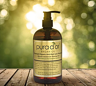 Using the Right Organic Shampoo for Dry Scalp