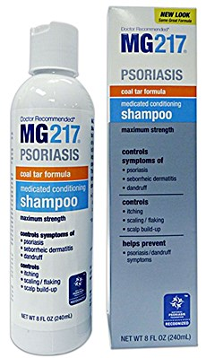 MG217 Medicated Conditioning Coal Tar Formula Shampoo