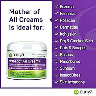 How to Use Puriya Cream for dry scalp