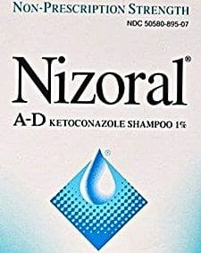 An Assessment of Nizoral A-D Anti-Dandruff Shampoo