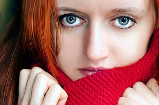 how to maintain dyed red hair