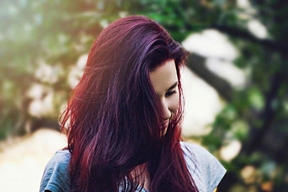 best shampoo for purple color treated hair